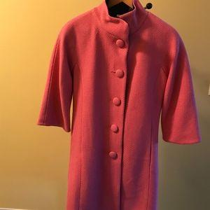 NWOT Isaac Mizrahi for Target Reversible Coat